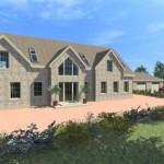 Suburban Dwelling Front 2