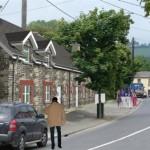 Rural Village Streetscape