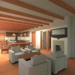 Rural Dwelling Interior 1