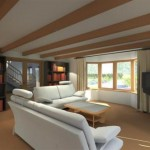 Rural Dwelling Interior 3