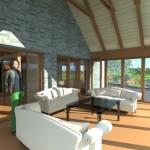 Rural Dwelling Interior 4