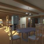 Rural Dwelling Interior 5