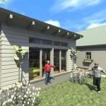 Cottage Extension Rear