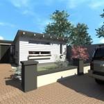 Cottage Extension Front