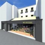 Weavers Front Elevation 2